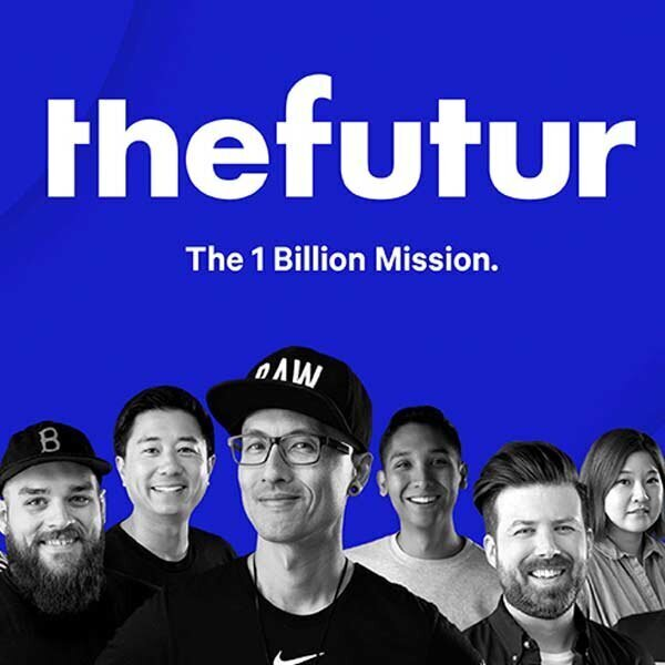 The Futur logo and banner