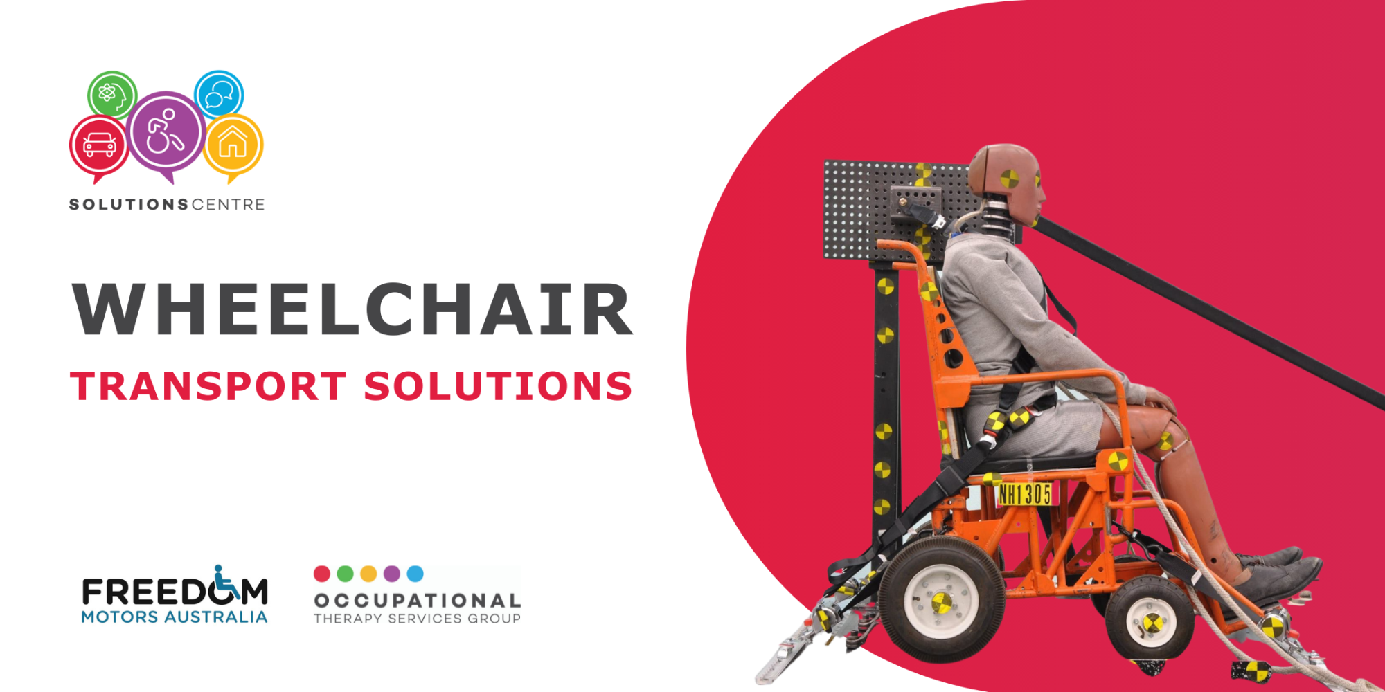 WHEELCHAIRS TRANSPORT SOLUTIONS